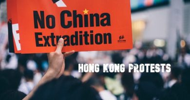 The Hong Kong Protests and the recent Human rights erosion story