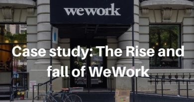 Wework case study
