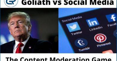 Trump vs Social Media