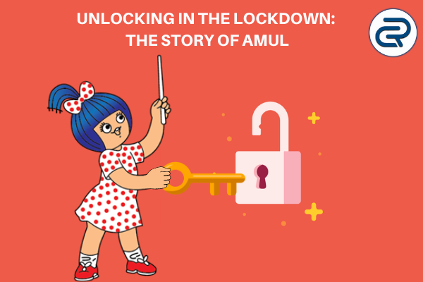 Success story of Amul during lockdown