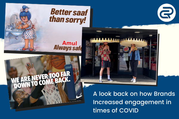 Brand Engagement during Covid