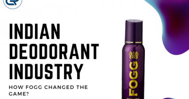 Indian Deodorant Industry: How Fogg changed the game?