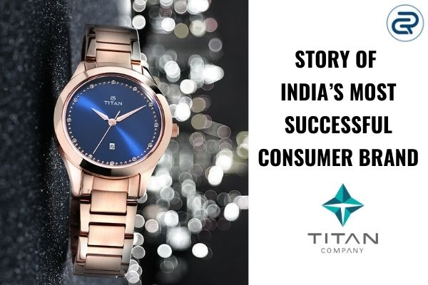 Story of Titan watches