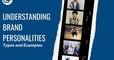 Understanding Brand Personalities examples and types