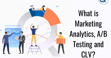 What is Marketing Analytics- A/B Testing and CLV