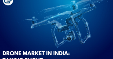 Drone market in India - Taking flight