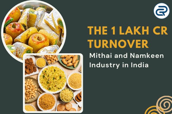 Snacks and Sweets industry in India