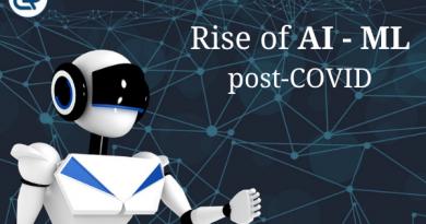 The rise of AI - ML use cases post-COVID