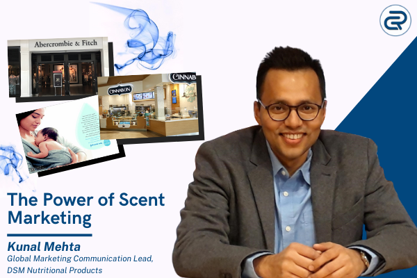The Power of Scent Marketing