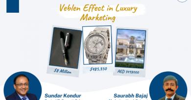 Veblen effect in Luxury Marketing